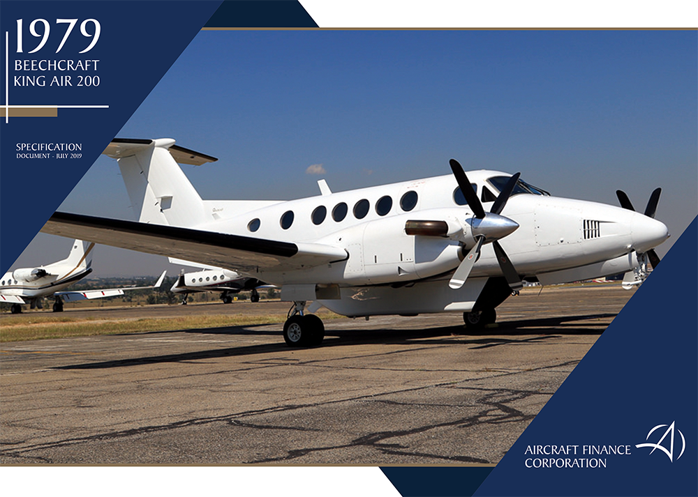 1979 Beechcraft Kingair 200