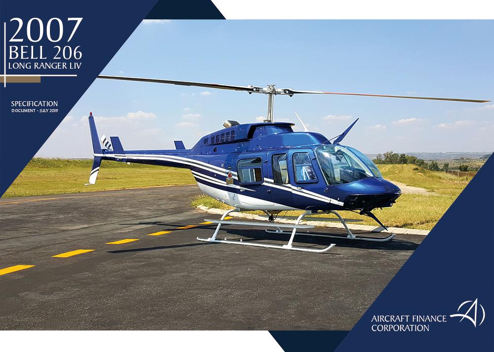 2007 Bell 206 LIV